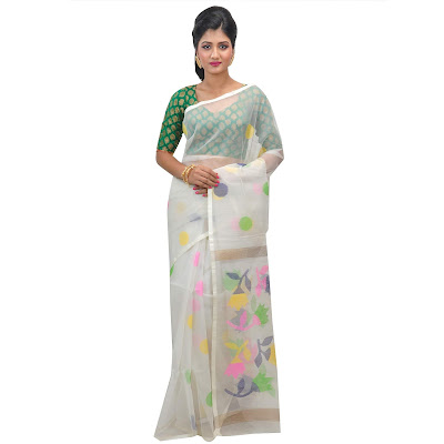 Transparent Sarees