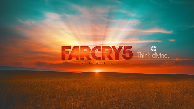 Far Cry 5 Titre - Fond d'écran en 4k