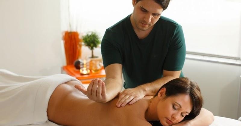 массаж любимому видео