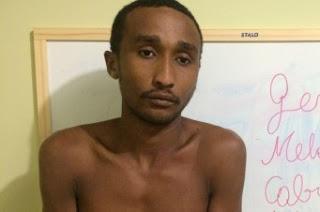 Polícia prende acusado de violentar e matar idosa