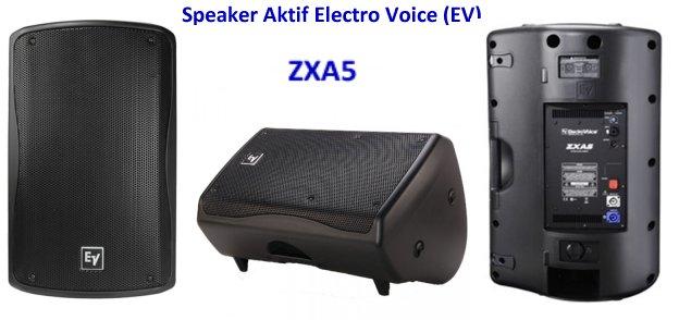 Harga Speaker Aktif EV ZXA5