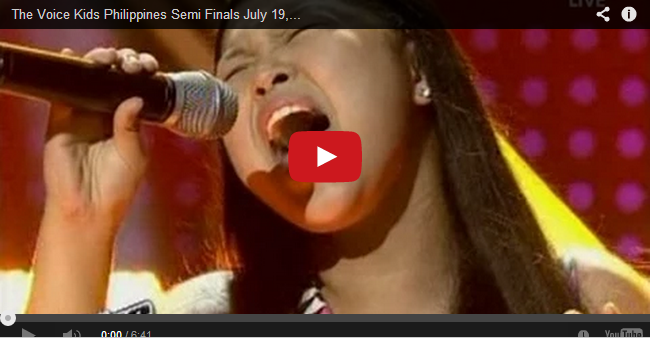 Semi Finals: 'Beautiful' performed by Edray Teodoro on The Voice Kids PH