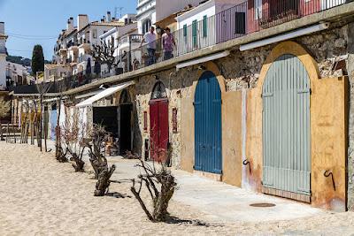 Case sul mare a Calella