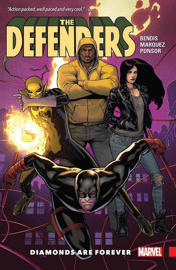 marvel's defenders comics