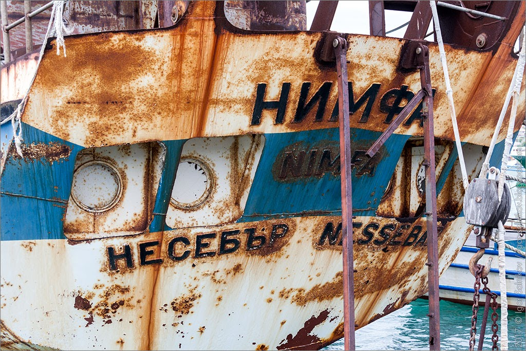 Черноморское побережье Болгарии отдых отели море где отдохнуть в Болгарии что посмотреть Несебр Несебыр Несебър