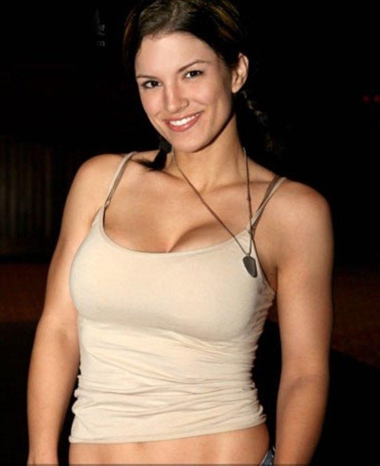 MMA Women: Gina Carano defeats Tonya Evinger