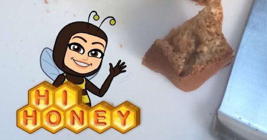 Egg-Free Honey Cake