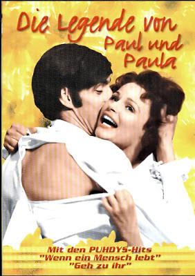 Легенда о Поле и Пауле / Die Legende von Paul und Paula. 1973.
