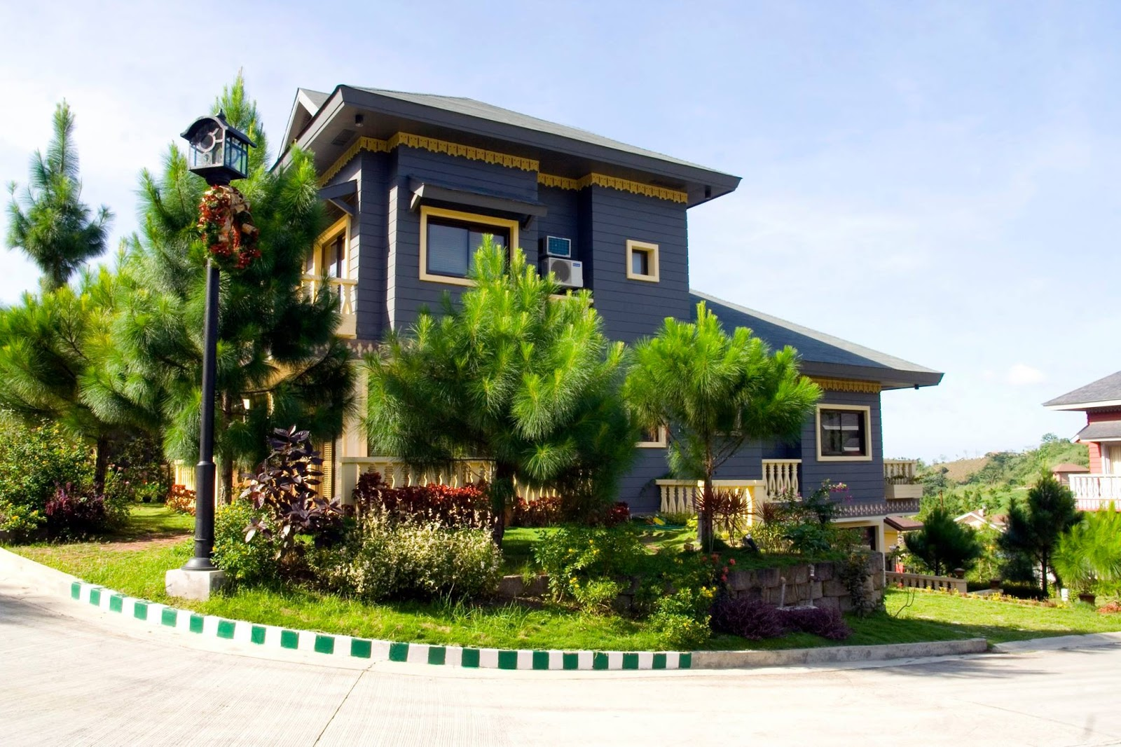 Crosswinds tagaytay lucerne luxury house and lot for for Crosswinds homes
