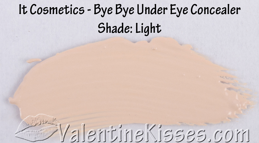 Valentine Kisses It Cosmetics Bye Bye Under Eye Concealer