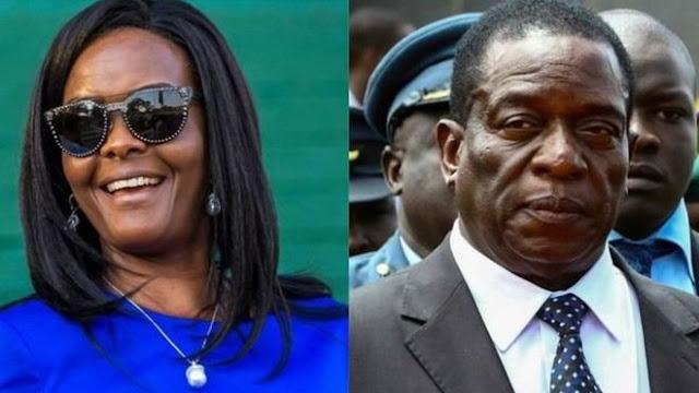 Mke wa Mugabe