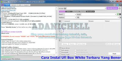 Cara Instal Ufi Box White Terbaru Yang Bener