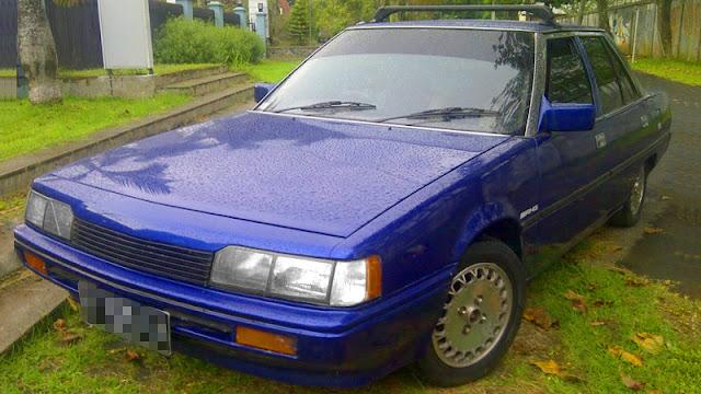 Mitsubishi Galant II 1984