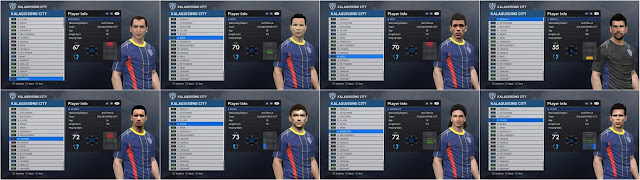 Serbian Classic Players FacePack For PES 2017 by stefa1