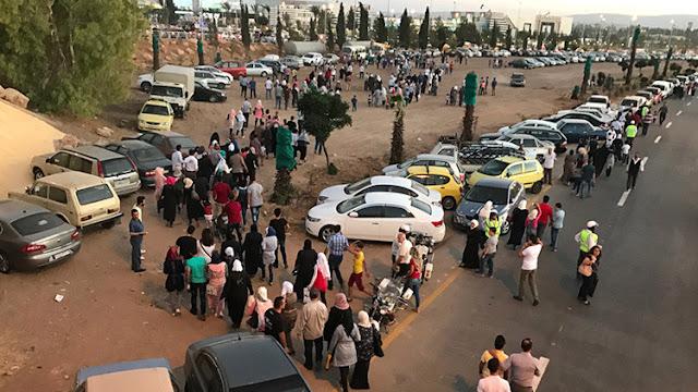 Ataque terrorista durante una exhibición internacional en Damasco deja varios muertos y heridos