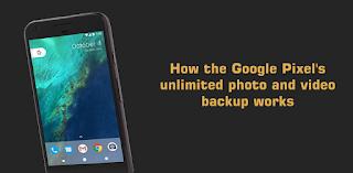 Cara Backup foto dan video secara otomatis di Google Pixel, Begini caranya
