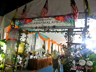 Craft Promotion Malaysia 2013 WireBliss