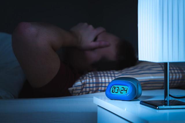 Pola Tidur Tidak Teratur