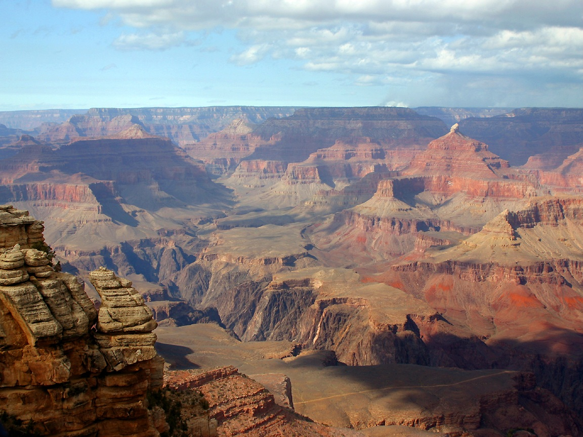 World Visits Grand Canyon In United States
