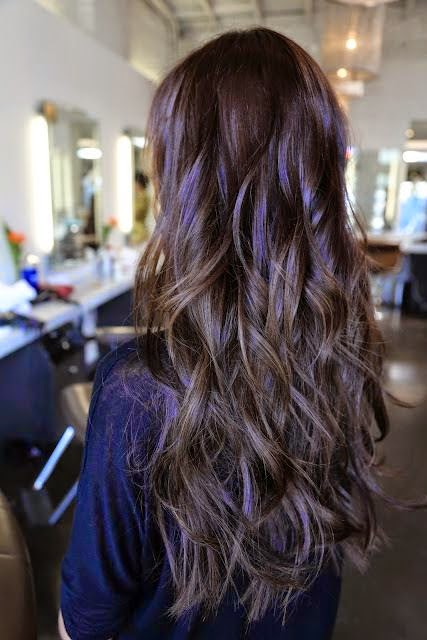 Long layered hair styles}