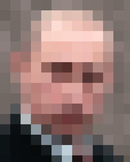 Gurney Journey: Pixelated Faces