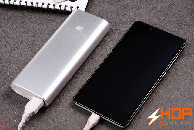Pin  sạc dự phòng Xiaomi Mi 16000 mAh chính hãng