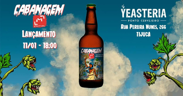 Lançamento Cabanagem - MOTIM!!!