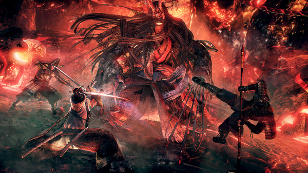 Nioh Complete Edition PC Full Español