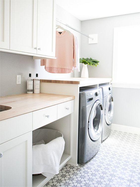 Inspirasi Populer 53+ Rak Laundry Minimalis