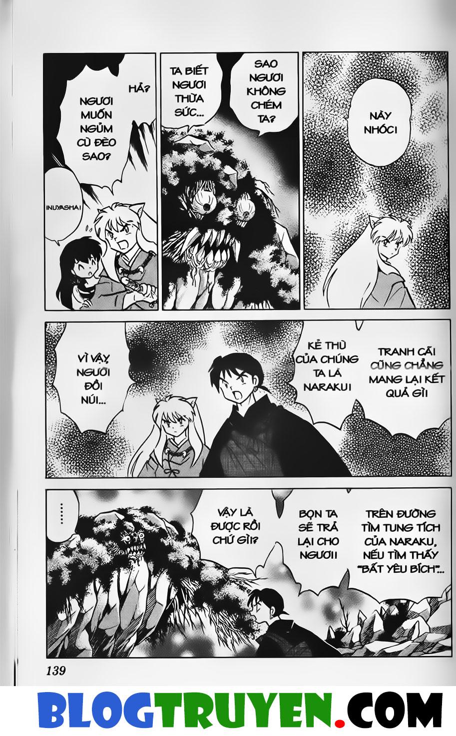 Inuyasha vol 34.8 trang 10