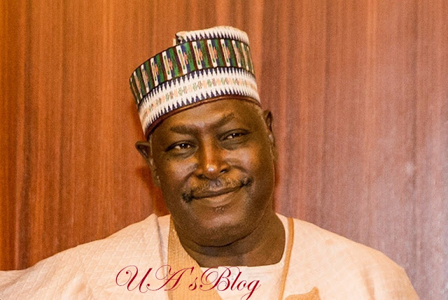 'Who Is The Presidency?' Babachir Lawal Explains Controversial Question