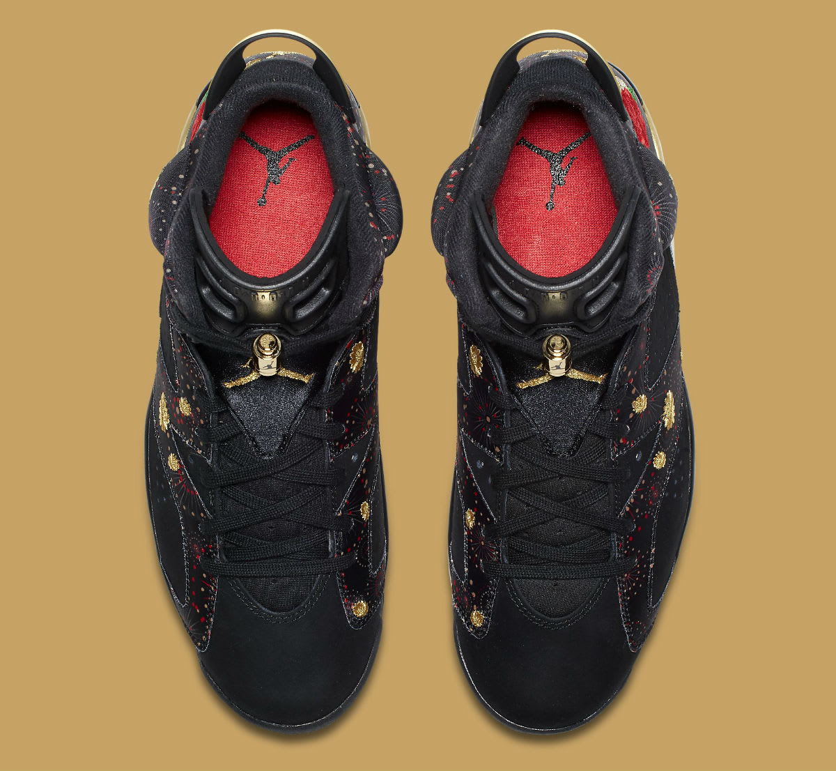 Air Jordan Vi Chinese New Year Analykix