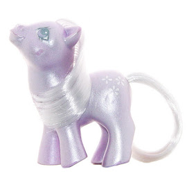 My Little Pony Baby Blossom Year Seven Mail Order G1 Pony