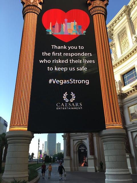 Caesars #VegasStrong