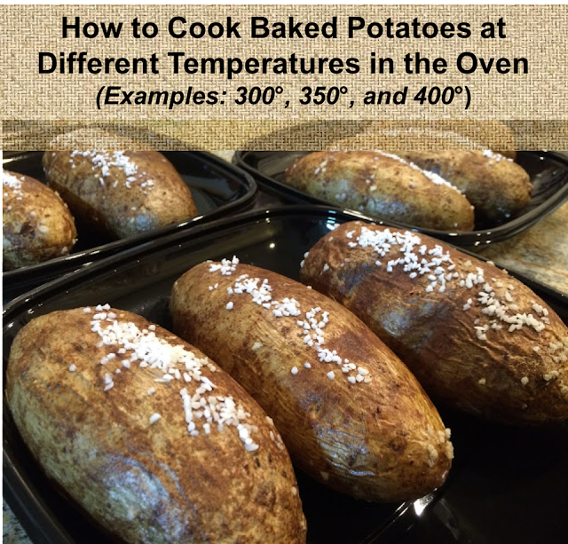 The Perfect Baked Potato: Here Is How Long To Cook Baked