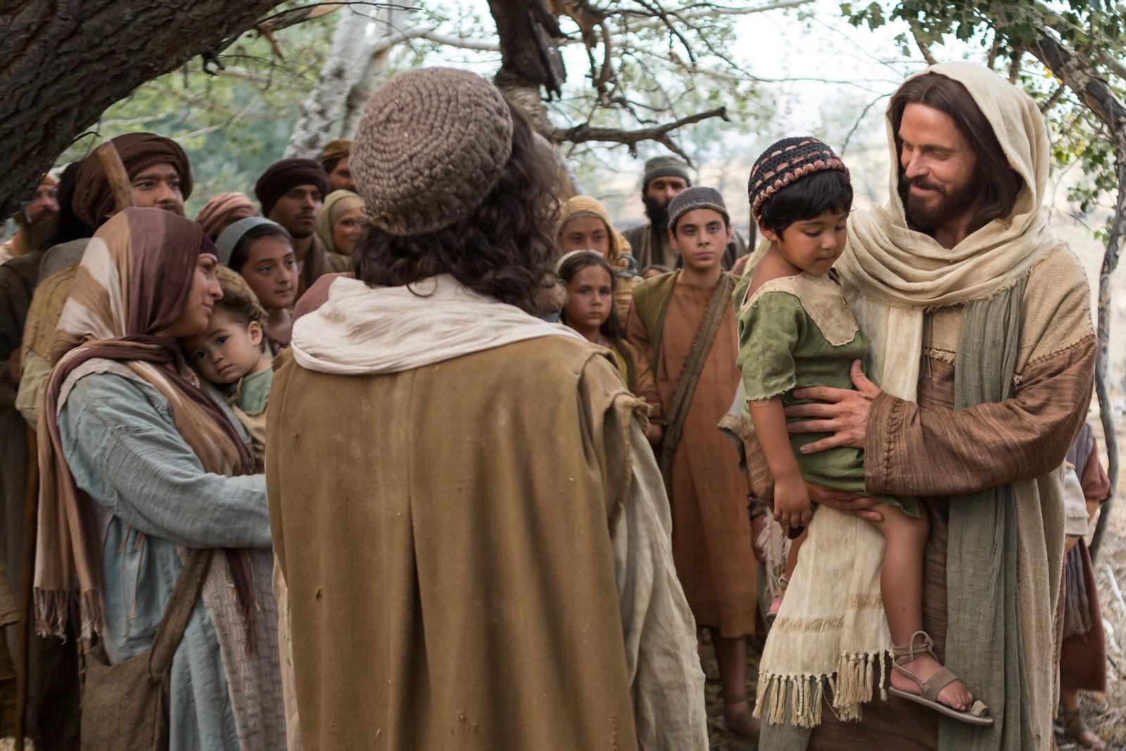 Gerald Whitely Matthew 18 1 4