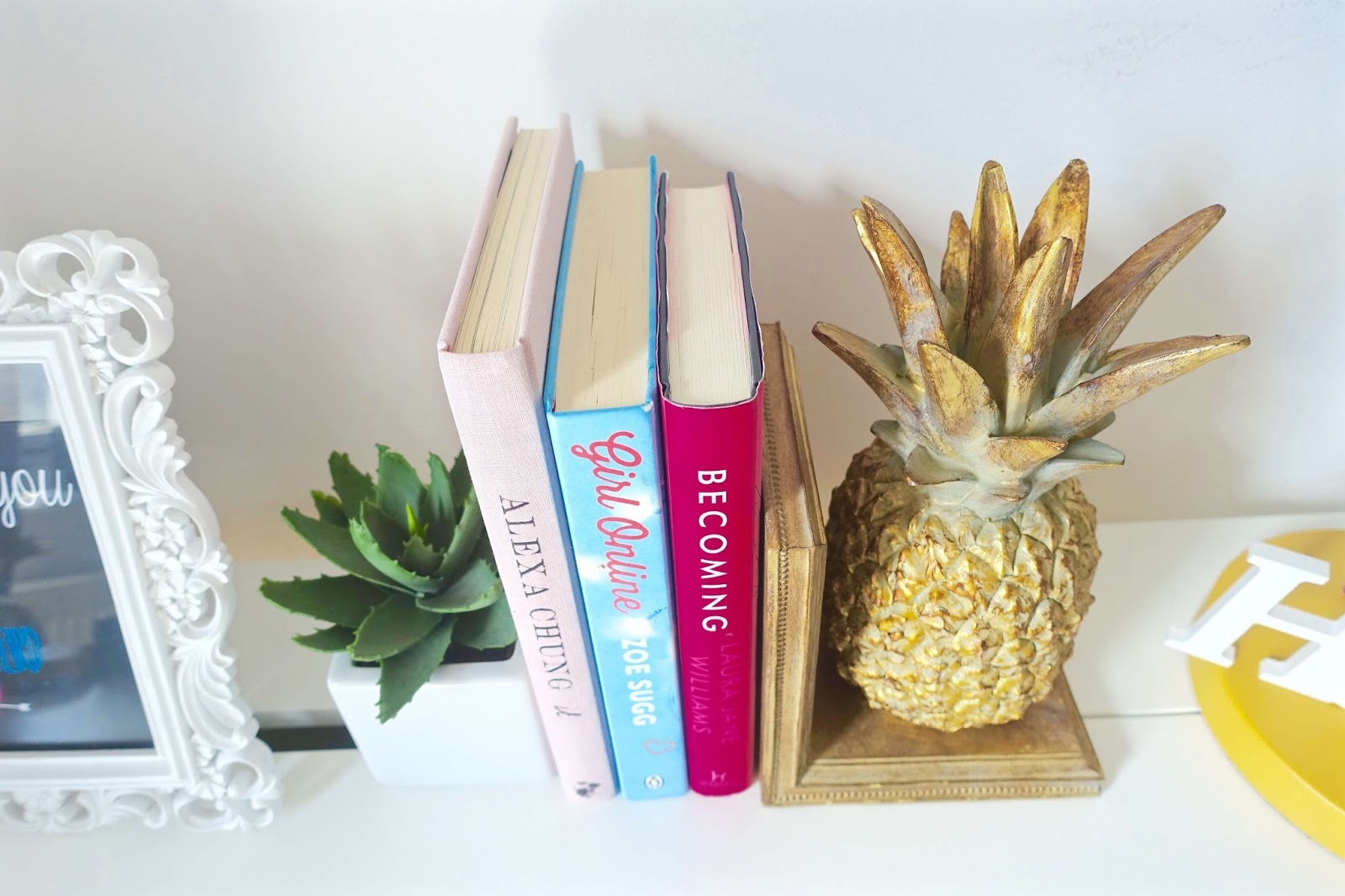 pineapple bookends from tkmaxx home