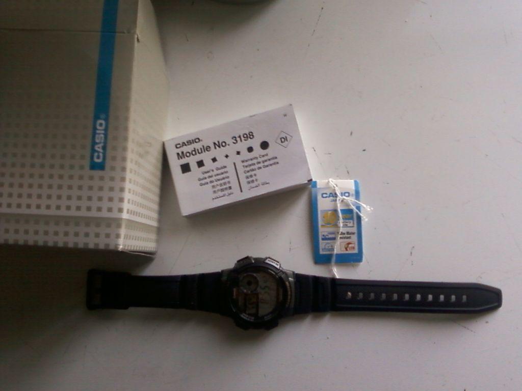 Mundial 1000wEl Reloj CasioPruebaCasio Zona Con Ae Horario WE92DIH