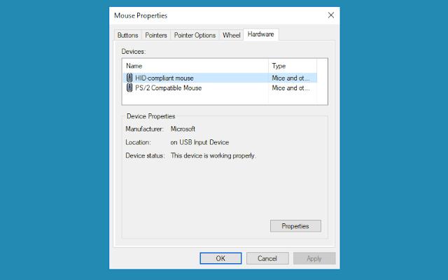 Cara Mengatasi / Memperbaki Touchpad Pada Laptop Tidak Berfungsi