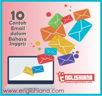 10 Contoh dan Cara Membuat Surat Email dalam Bahasa Inggris dan Artinya (Cara Belajar Bahasa Inggris Online)