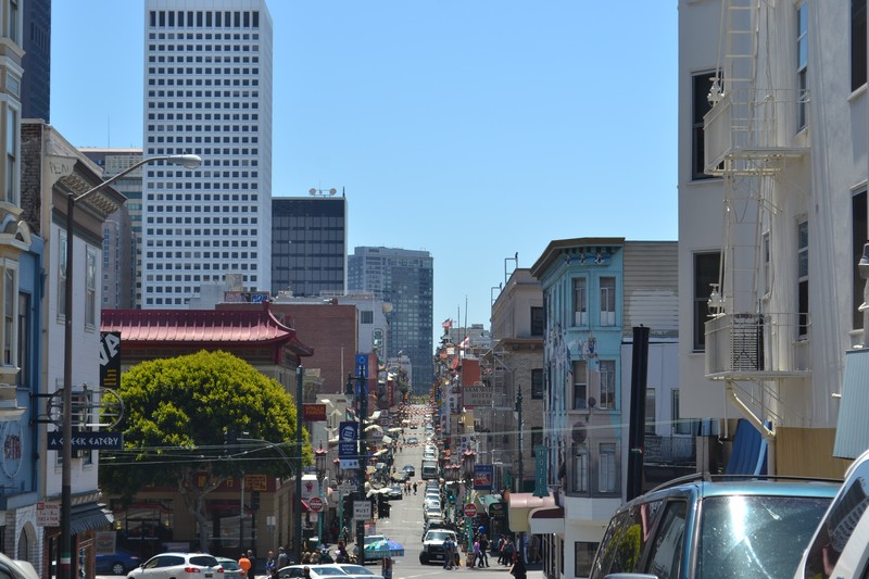 San Francisco, North Beach, Californie