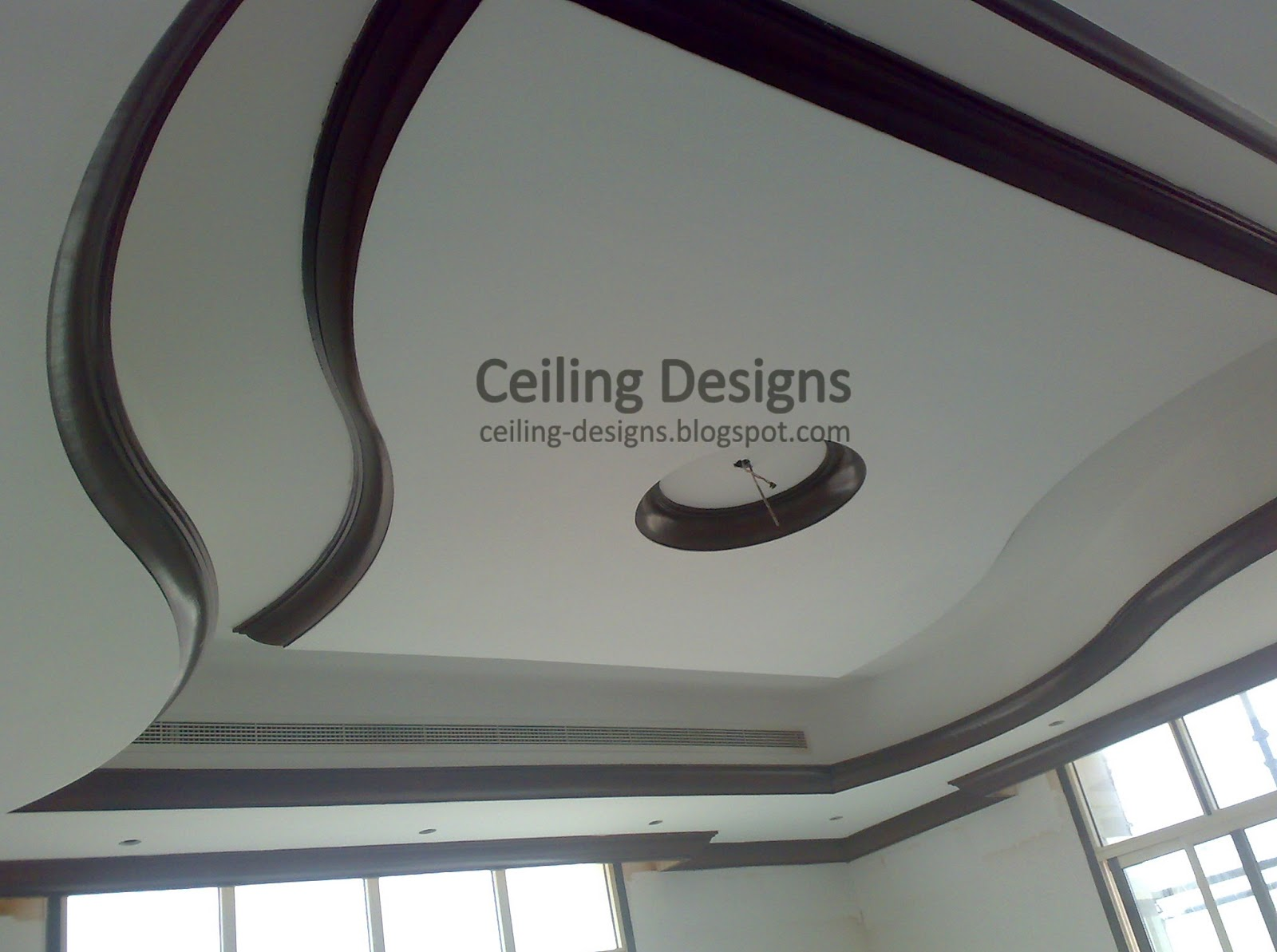Tray Ceiling Living Room Decor