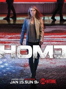 Homeland – Segurança Nacional 2017 – 6ª Temporada Completa Torrent Download – BluRay 720p – Dual Áudio