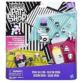 Littlest Pet Shop Series 1 Teensie Special Collection Night Elephantastic (#1-38) Pet