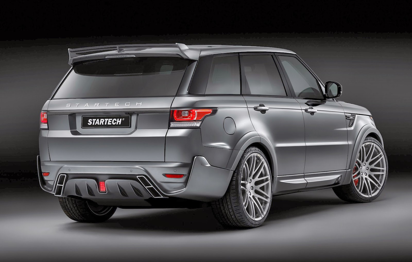 showroom widebody range rover sport by startech supercars show. Black Bedroom Furniture Sets. Home Design Ideas