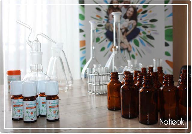 Les huiles essentielles contre les maux du quotidien