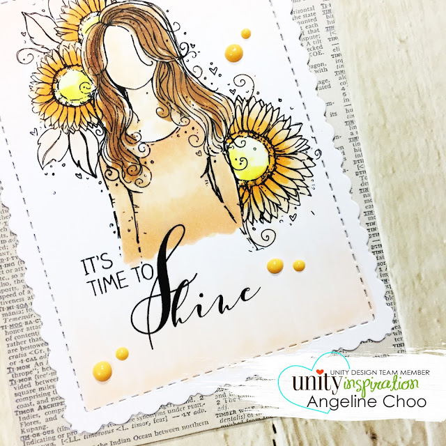 ScrappyScrappy: [NEW VIDEO] Feather & Angie Girl Release with Unity Stamp #scrappyscrappy #unitystampco #copic #katscrappiness #katscrappinessdie #diecut #tonicstudios #nuvodrop #youtube #quicktipvideo #processvideo #stamp #stamping #craft #crafting #card #cardmaking #monochrome
