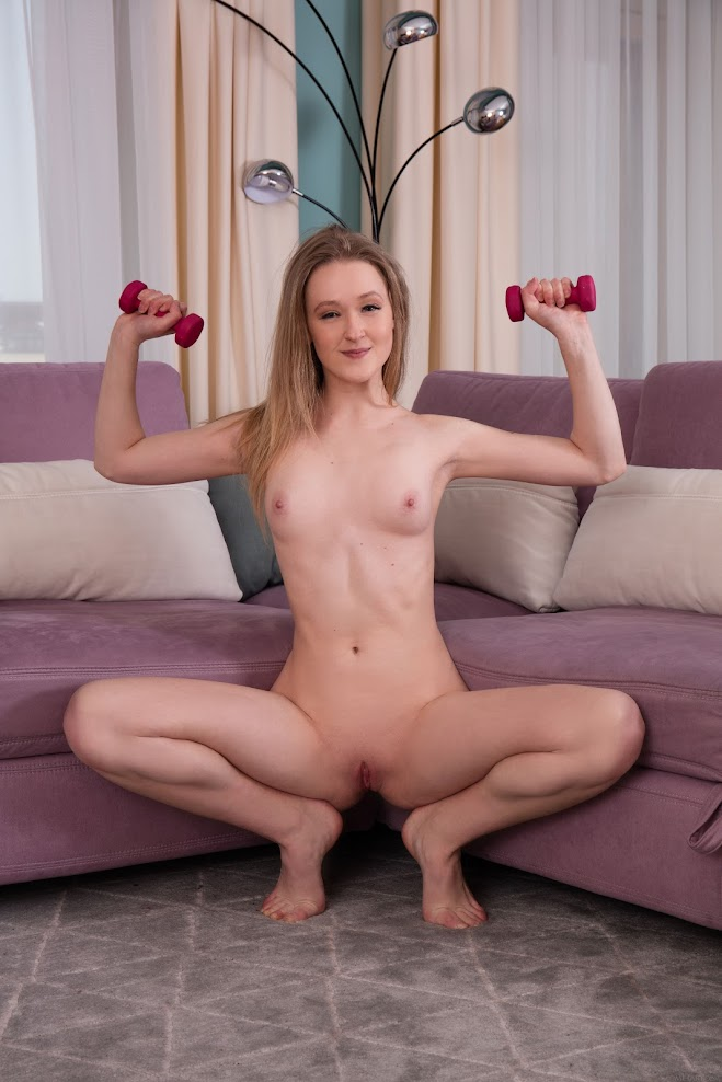 [Met-Art] Clara - Light Workout met-art 07110