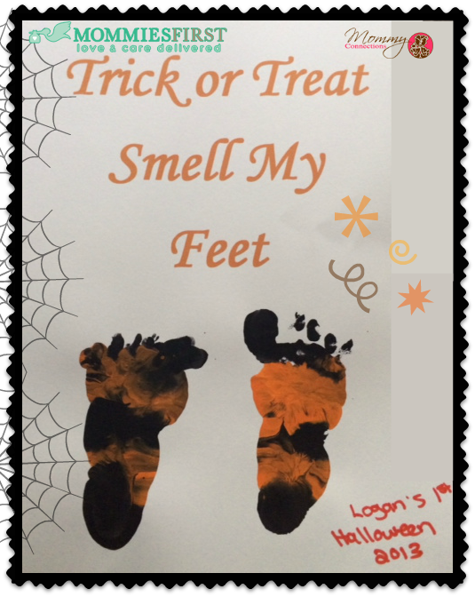 trick or treat smell my feet craft ideas for up and linky multi testing 8157
