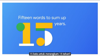 celebration 15 years of google adsense 2018